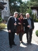 with Vadim Rudenko and Tatyana Roshchina
